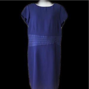 Amanda Smith, fully lined dress.